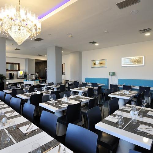 Restaurant Apartamentos Oceano Atlântico