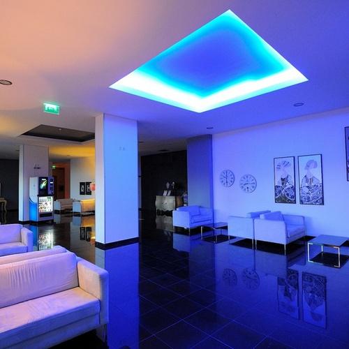 Lobby Apartamentos Oceano Atlãntico