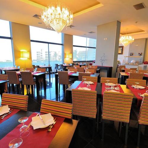 Restaurant Apartamentos Oceano Atlãntico