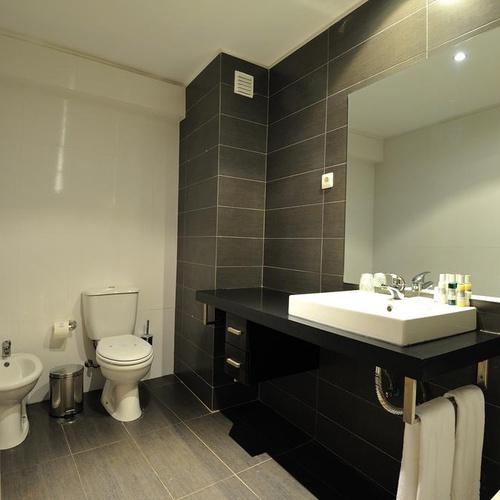Salle de bains Apartamentos Oceano Atlântico