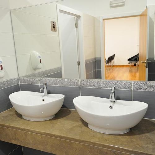Salle de bains Apartamentos Oceano Atlãntico